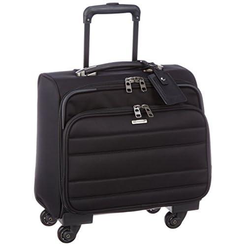 [バーマス] BERMAS スーツケース ファンクションギアプラス 4輪キャリー 23L 3.5kg 60426-10 BK (ブラック)