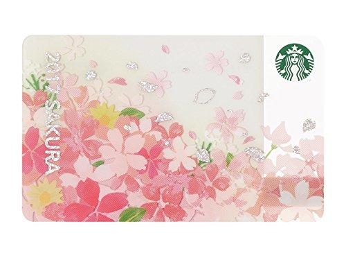 Starbucks スターバックス カード さくらハーモニー 2017