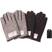 なくならないIoT手袋 MAMORIOグローブ ハリスツイードバージョン MAMORIO S(2台)同梱/Bluetooth/