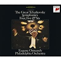 Tchaikovsky: The Great Symphonies by Eugene Ormandy (2013-11-05)