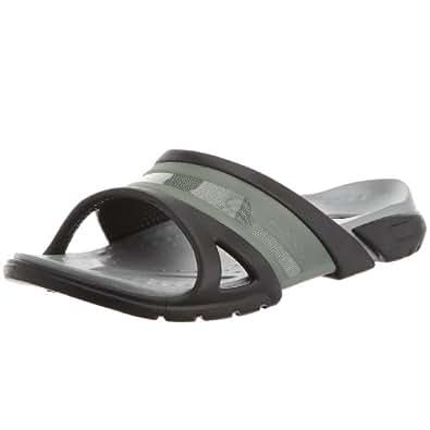 [クロックス] crocs pRepair Slide 10382 10382-067-160 black/silver(black/silver/M4/W6)