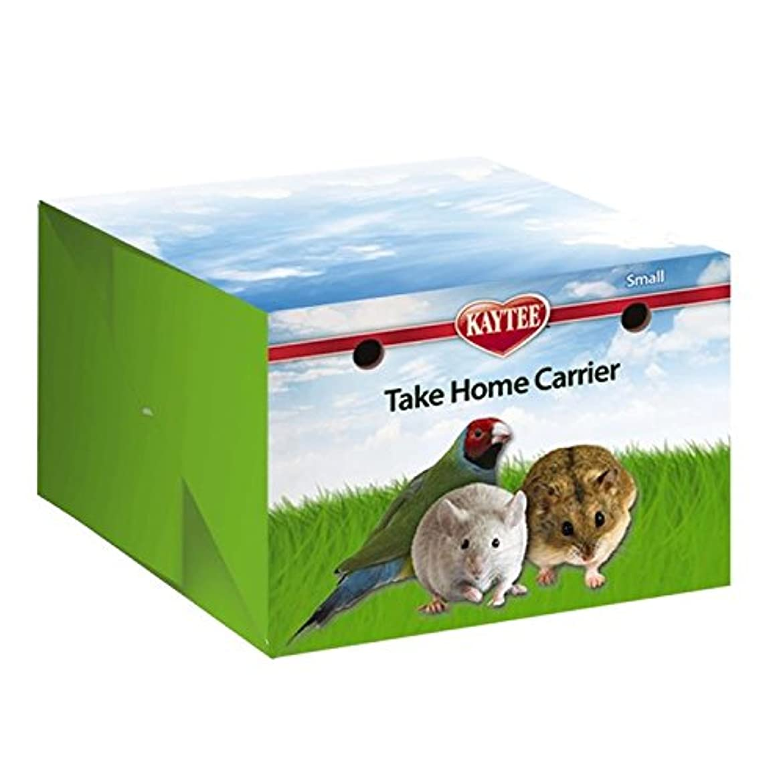 浸食文庫本手数料Super Pet Take-Home Boxes Convenient Easy to Use for for Ferrets Rabbits Small