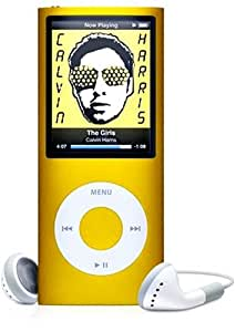 Apple iPod nano 16GB イエロー