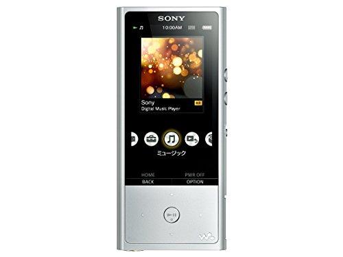 ソニー SONY ウォークマン ZXシリーズ NW-ZX100 : 128GB ハイレゾ対応 DSEE HX搭載 シルバー NW-ZX100 S