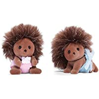 Calico Critters Pickleweeds Hedgehog Twins [並行輸入品]