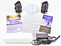 Ionic foot cleanse. Ionic Foot Bath Spa Chi Cleanse Unit for Home Use. Best Home Foot Spa. Comes with Free Regain Healh & Vitality Booklet by BHC
