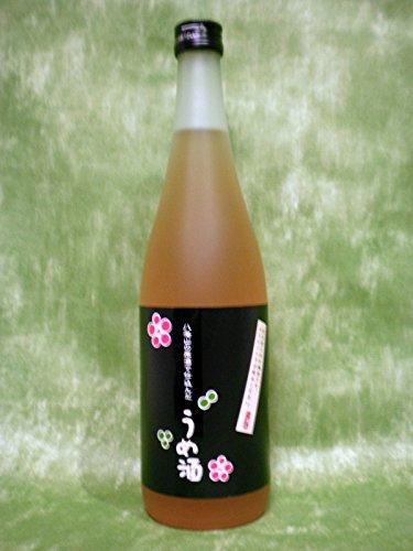 八海山の原酒で仕込んだ梅酒(黒梅酒) 720ml