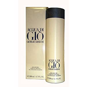 Acqua di Gio by Giorgio Armani Shower Gel 200ml