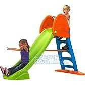 すべり台 ウォータースライダー 折りたたみ可能 通常の滑り台としても使えます L183cm×W99cm×H132cm