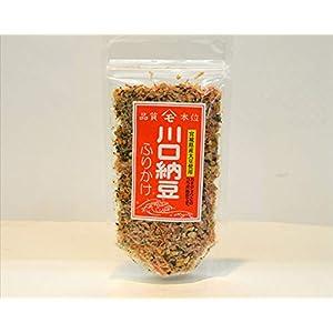 川口納豆ふりかけ磯風味 宮城県産大粒大豆使用 35g×30袋
