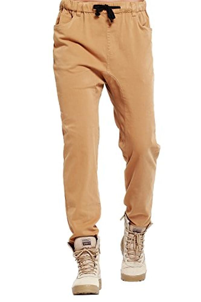 周辺前置詞疾患Honour Fashion クライミングパンツ メンズ 大きいサイズ デニム アウトドア 登山 ズボン 撥水 速乾 ジョガーパンツ カジュアル 動きやすい