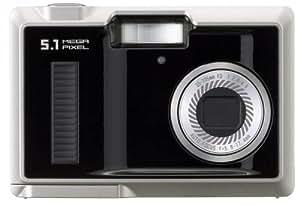 Uniden 5.1Mデジタルカメラ ブラック UDC-5M (B)