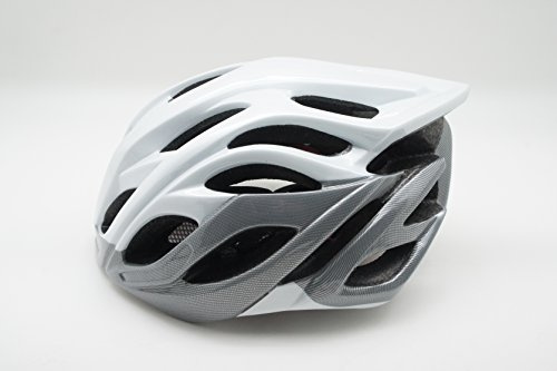 Bluetooth スピーカー&マイク搭載 リモコン調整機能 自転車用スマートヘルメット 白