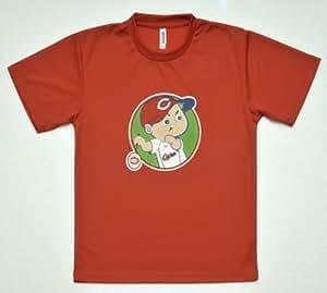 カープ坊や バドミントン Tシャツ (S)