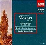 モーツァルト : ピアノ協奏曲第22番変ホ長調