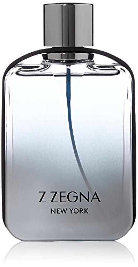シルエット繁栄する鉛筆エルメネジルド ゼニア ジー ゼニア ニューヨーク EDT スプレー 100ml エルメネジルド ゼニア ERMENEGILDO ZEGNA