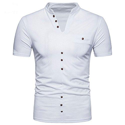 トップス Timsa ポロシャツ メンズ 上着 修身 カジュ...