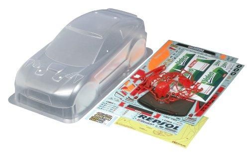 RCスペアパーツ SP.1360 三菱 レーシングランサー スペアボディセット 51360