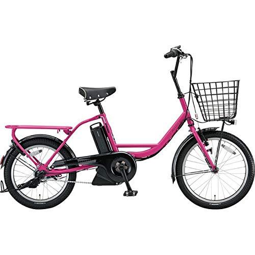 ブリヂストン 電動自転車 アシスタファインミニ A0BC18 E.Xチェリーピンク E.Xチェリーピンク