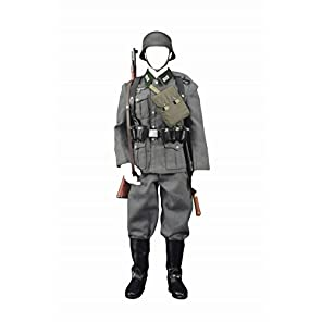 WWII ドイツ国防軍 陸軍 歩兵 ポーランド侵攻 プラン・ホワイト 1939 1/6 コスチューム セット TC68015