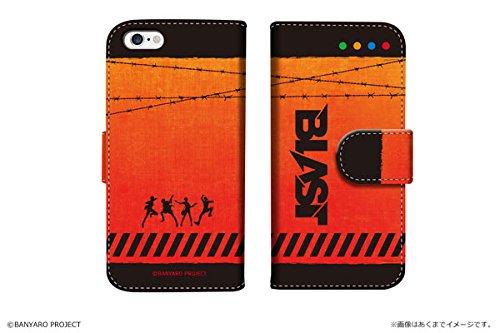 バンドやろうぜ! 01BLAST ダイアリースマホケース for iPhone6/6sの詳細を見る
