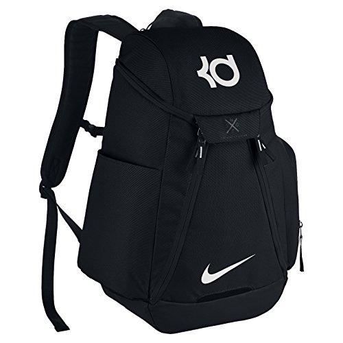 (ナイキ) KD マックス エア エリート バックパック ブラック ホワイト 黒 白 クッション スポーツバッグ リュック Nike KD Max Air Elite Backpack BP Bag BA5394-010 [並行輸入品]