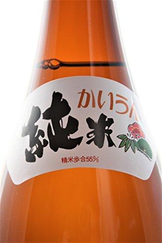 開運(縁起清酒)【特別純米酒】1800ml