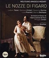 モーツァルト:歌劇《フィガロの結婚》(Blu-ray Disc)
