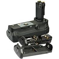 DSTE® プロ 互换 BG-E11 垂直 バッテリーグリップ のために Canon キャノン EOS 5D Mark III 5D3 カメラ
