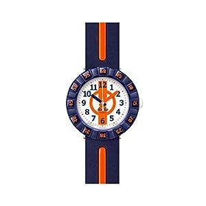 [フリック フラック]FLIK FLAK 腕時計 Power Time 7+ (パワータイム7+) ORANGE AHEAD (オレンジ・アヘッド) ガールズ FCSP078 FCSP078 ガールズ 【正規輸入品】