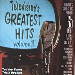 Television's Greatest Hits, Vol.2: From the 50's and 60's