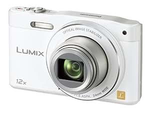 Panasonic デジタルカメラ ルミックス SZ8 光学12倍 ホワイト DMC-SZ8-W