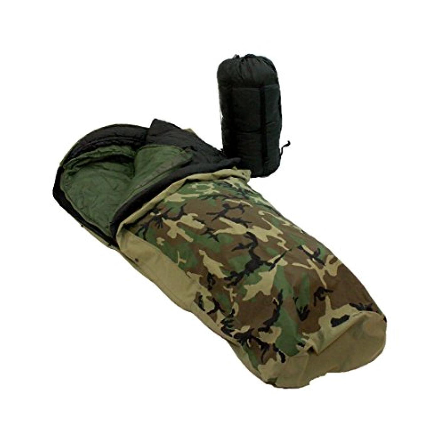 安いです快適パット実物米軍 モジュラーシステム-34.4℃ シェラフ 寝袋 [並行輸入品]