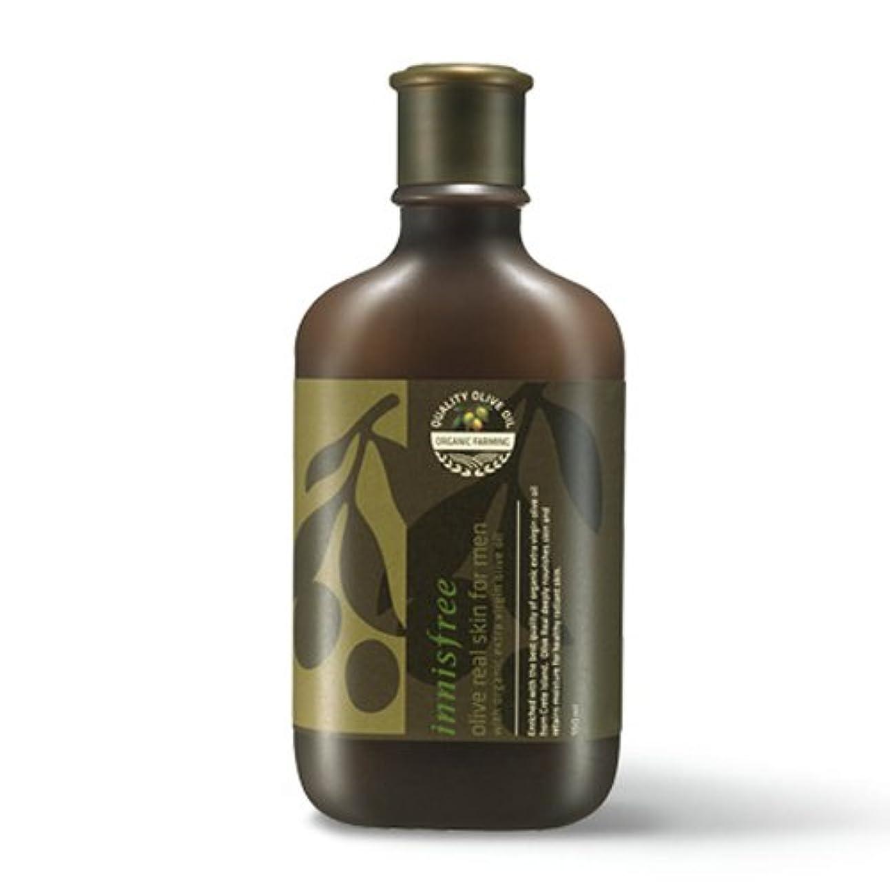 ほとんどの場合お風呂を持っている法律[INNISFREE]イニスフリーオリーブリアルスキンフォーメン150ml OLIVE REAL SKIN FOR MEN 150ml[並行輸入品]