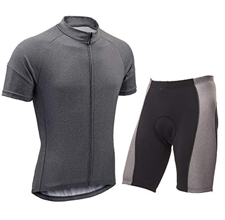 わずかな違反動機ウェルクルズ(Wellcls) 半袖 サイクルジャージ 上下セット サイクルウェア 自転車 ロードバイク サイクリング サイクルパンツ レーサーパンツ サイクリングジャージ サイクリングウェア メンズ