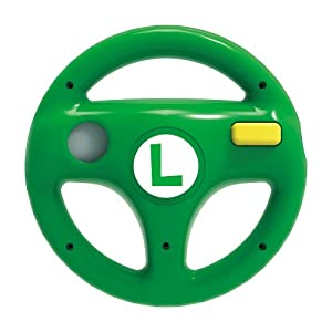 マリオカート8 ハンドル for Wiiリモコン ルイージ