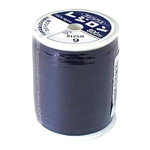 FUJIX フジックス ニット用ミシン糸 レジロン 大巻 FK79-9 #50 800m 紺