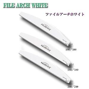 ファイル アーチホワイト 240/240 【50本入】