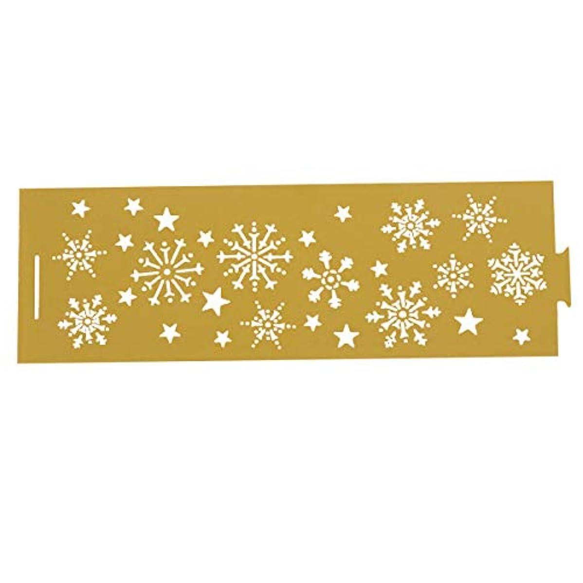 BESTONZON 50ピースled電子キャンドルラッパーライト中空キャンドルシェードカバーペーパーラッパーペーパーキャンドル装飾(ゴールデン)