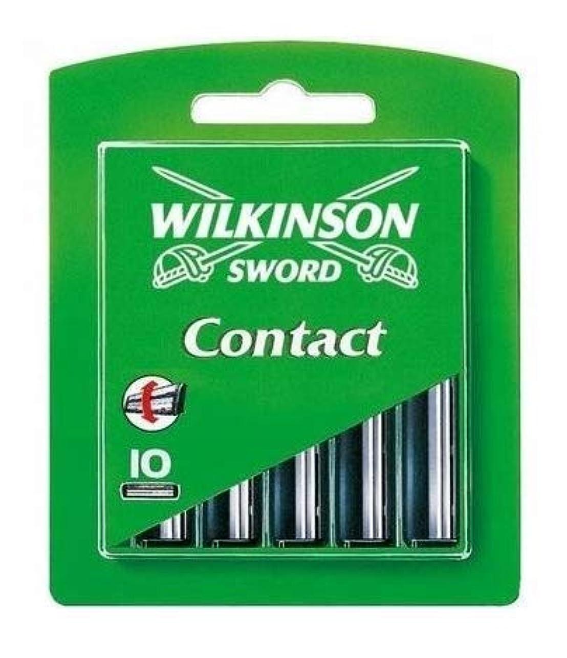 スピリチュアル上下する炭素Wilkinson Sword ウィルキンソンの剣(ゾーリンゲン) 専用替刃 シック スーパーII プラスV、シック ウルトラ プラスV替刃、ジレットアクタスプラス、との互換性 - 40個 (4 x 10) [海外直送品] [並行輸入品]