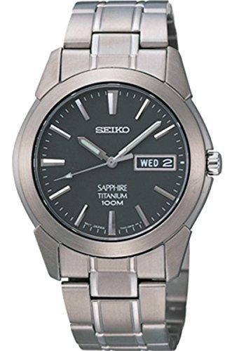 [セイコー] SEIKO 腕時計 チタン・サファイアガラス SGG731P1 [逆輸入品]