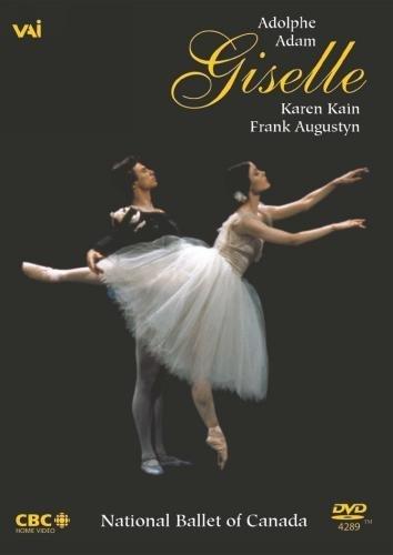 Adam - Giselle / Karen Kain, Frank Augustyn, National Ballet of Canada by Video Artists Int'l