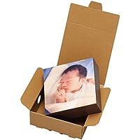 FUJIFILM 『壁アルバム』用フォトパネル shacolla(シャコラ)BOXタイプ ブラウンウッド  127 マシカク