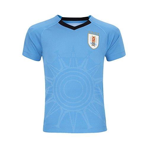 ワガワガ 2018サッカーワールドカップ ユニフォーム ウルグアイ ホーム レプリカ 半袖 XL