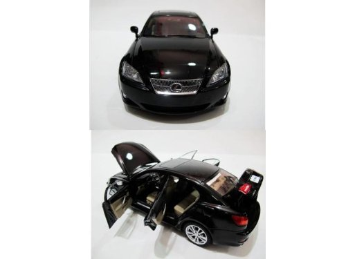 1/18Lexus IS350 ダイキャストAutoartMILLENIUM Lexus IS350黒(Black)