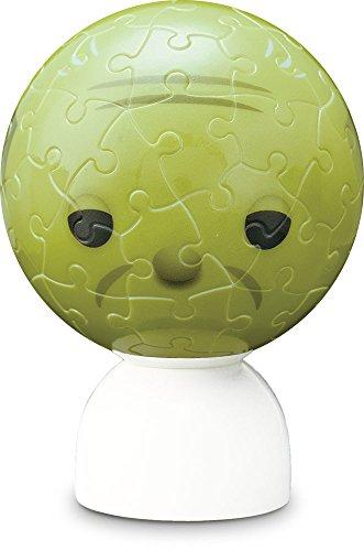 60ピース ジグソーパズル スター・ウォーズ ツムツム―ヨーダ―【光る球体パズル パズランタン】