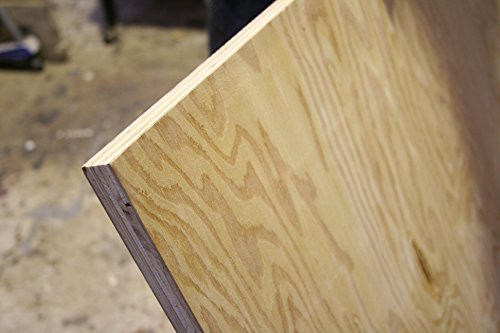 川島材木店 針葉樹合板 1820x910mm厚み24mm 耐水合板 F4