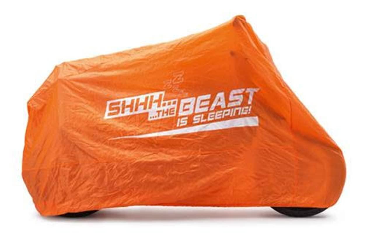 実行する改修アンテナKTM OUTDOOR MOTORBIKE COVER by KTM