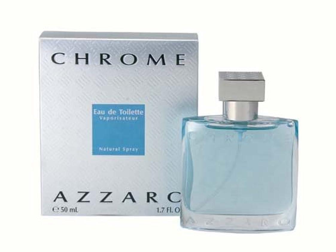 叫ぶにぎやか尾アザロ クローム 50ML メンズ 香水 CREDT50 オードトワレ AZZARO (並行輸入品)