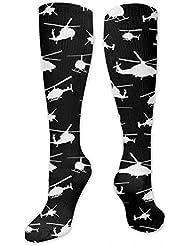 靴下,ストッキング,野生のジョーカー,実際,秋の本質,冬必須,サマーウェア&RBXAA Women's Winter Cotton Long Tube Socks Knee High Graduated Compression...